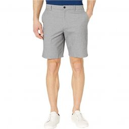 Dobby Cotton Flex Stretch Shorts