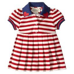 Gucci Kids Striped Dress 544103XJALK (Infant)