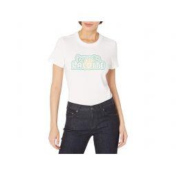 Womens Sport Short Sleeve Tennis Graphic T-shirt