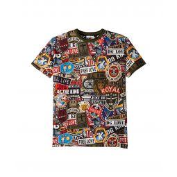Dolce & Gabbana Kids D&G Army T-Shirt (Big Kids)