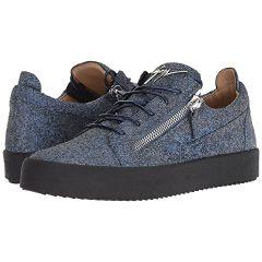 Giuseppe Zanotti May London Glitter Low Top Sneaker