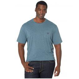 Big & Tall 26/1 Jersey Short Sleeve Classic Fit T-Shirt