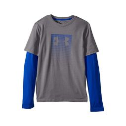 Knit 2-in-1 Long Sleeve (Big Kids)