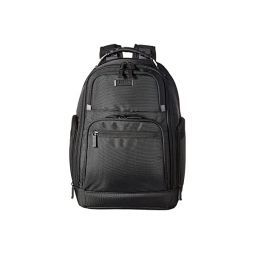 Expandable Dual Compartment Computer Backpack