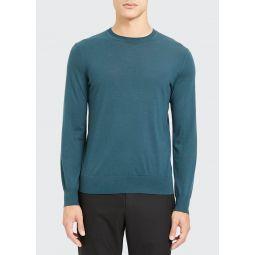 Mens Regal Wool Crewneck Sweater