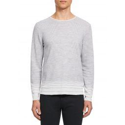 Mens Guinard Degrade Stripe Sweater