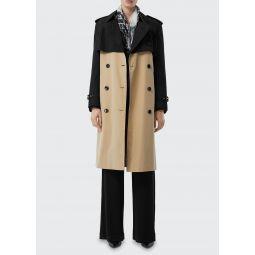 Deighton Two-Tone Trench Coat