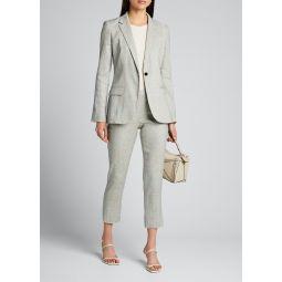 Staple Single-Button Blazer