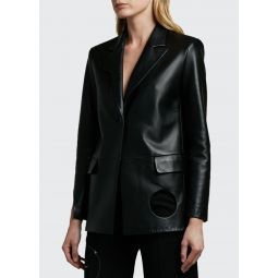 Meteor Leather Jacket