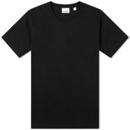 Burberry Cohen Address Logo Tee Black