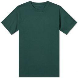 Maison Margiela Classic Garment Dyed Tee Green