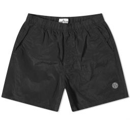 Stone Island Nylon Metal Swim Short Black