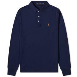 Polo Ralph Lauren Long Sleeve Polo French Navy