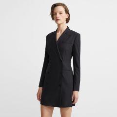Blazer Dress in Good Wool
