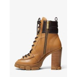 Ridley Leather Lace-Up Boot