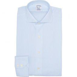 Striped Non-Iron Regent Fit Dress Shirt