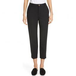 Borrem Crop Pants_BLACK