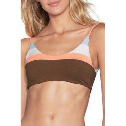 Miranda Lanai Reversible Bralette Bikini Top