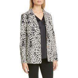 New York Coleman Spot Print Jacket