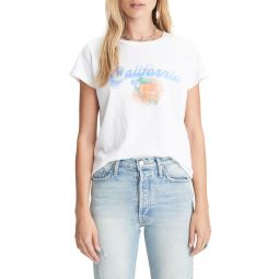 The Boxy Goodie Goodie Cotton Graphic Tee