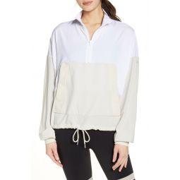 City Girl Quarter Zip Pullover