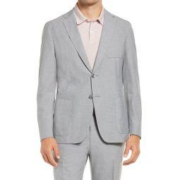 Nolvay Solid Stretch Suit