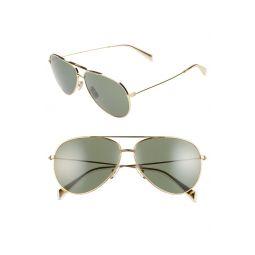 Mineral 61mm Aviator Sunglasses