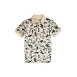 Print Woven Shirt