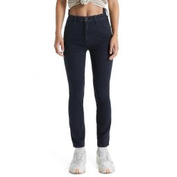 The Dazzler Step Waistband Slim Jeans