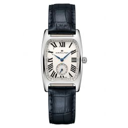 American Classic Leather Strap Watch, 27mm x 32mm