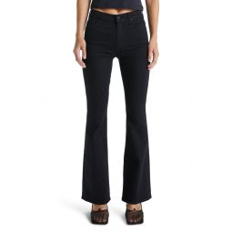 The Weekend High Waist Flare Jeans