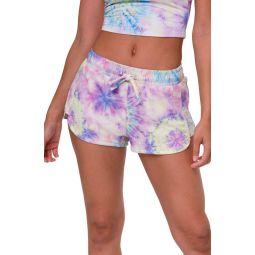 Divine French Terry Lounge Shorts