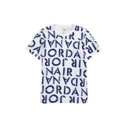 Brushed Stencil Graphic Tee