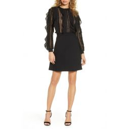 Patricia Long Sleeve Lace Dress