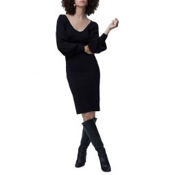 Joss Knits Long Sleeve Dress