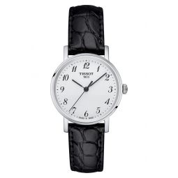 Everytime Leather Strap Watch, 30mm