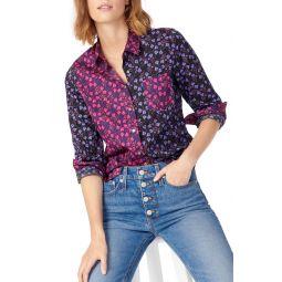 Liberty Print Slim Perfect Shirt