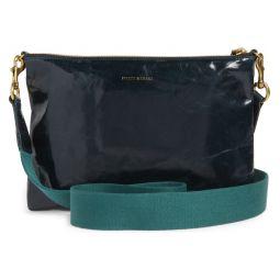 Nessah Leather Crossbody Bag