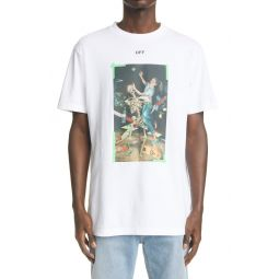Pascal Graphic Cotton Tee