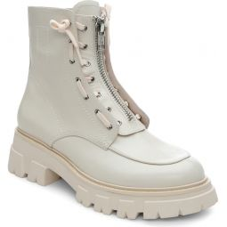 Lynch Zip Combat Boot