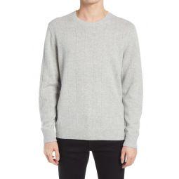 Wool Blend Crewneck Sweater