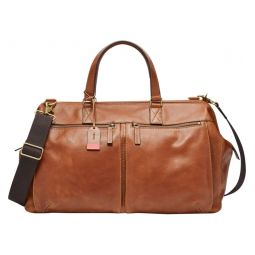 Defender Leather Duffle Bag