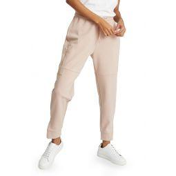 Angelina Blush Jogger Pants