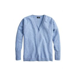 V-Neck Boyfriend Cashmere Sweater