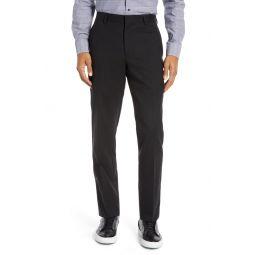 Tech-Smart Slim Fit Stretch Wool Dress Pants