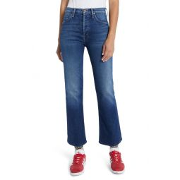 The Tripper High Waist Crop Bootcut Jeans