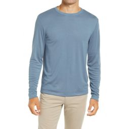 Gaskell Long Sleeve Crewneck Mens Shirt