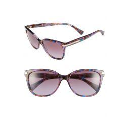 57mm Retro Sunglasses