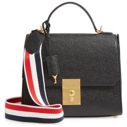 Mrs. Thom Leather Flap Crossbody Bag