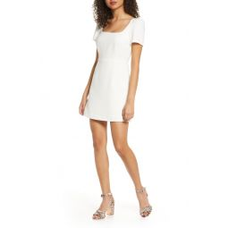 Awiti Whisper Ruth Sheath Dress